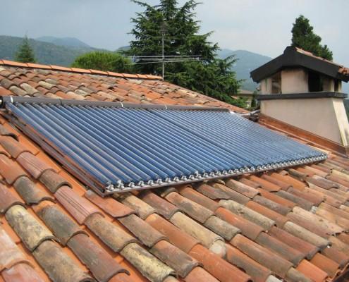 impianti solari como