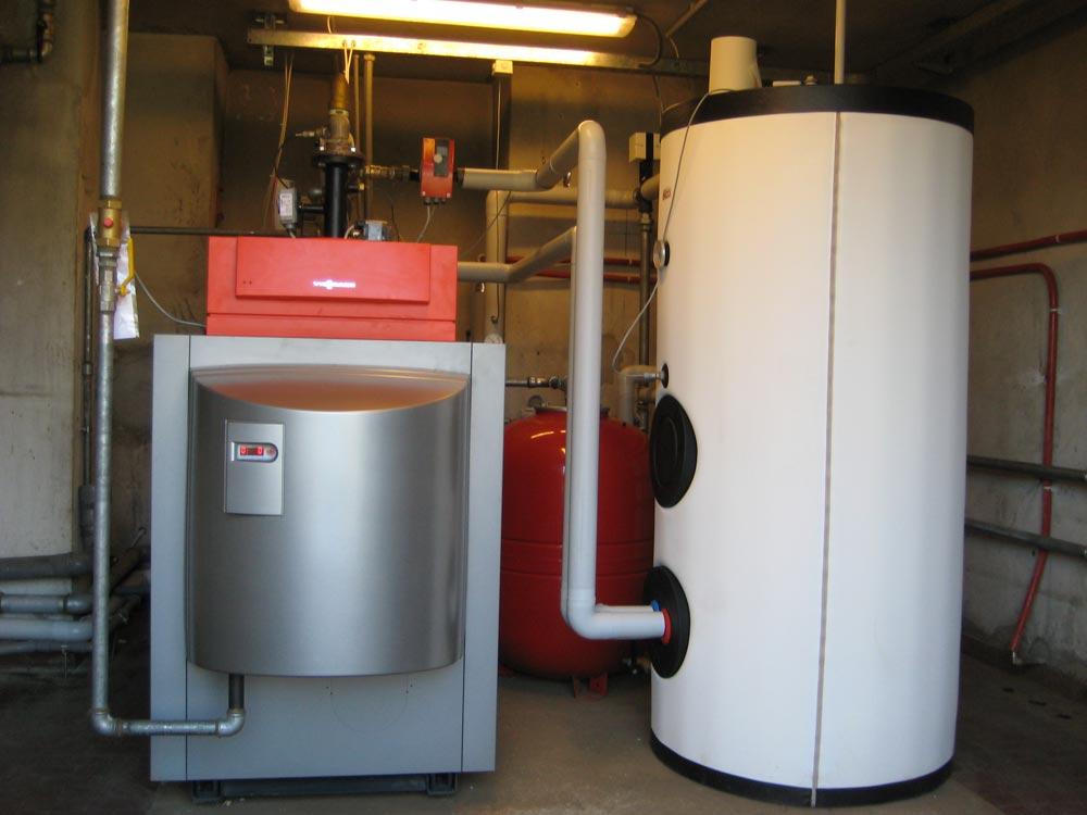 Condominio impianto riscaldamento for Connessioni idrauliche di acqua calda sanitaria