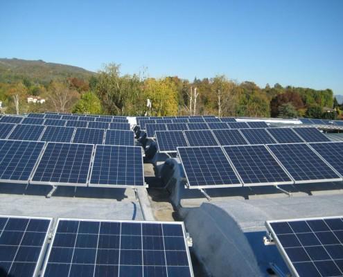 pannelli solari industria