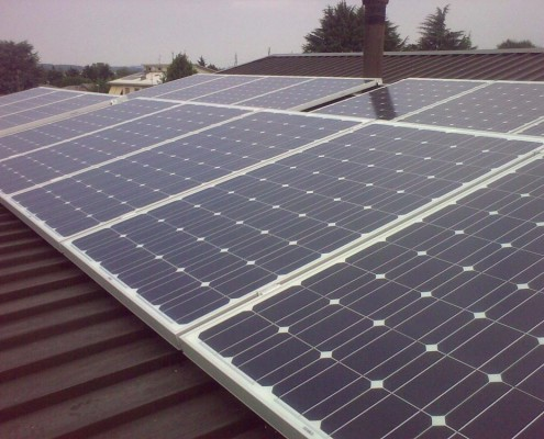 pannelli solari lecco