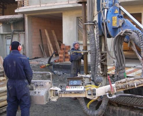 realizzazione impianto geotermico lecco como