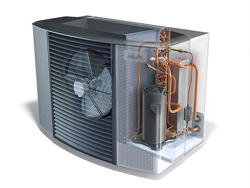 Pompa di calore come funziona e perch migliora l for Asciugatrice pompa di calore