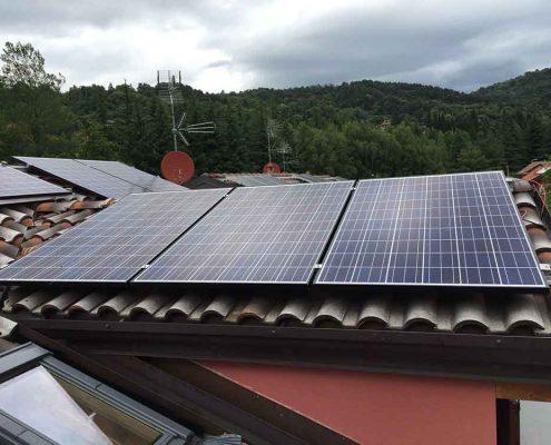 Impianto fotovoltaico da 3kW