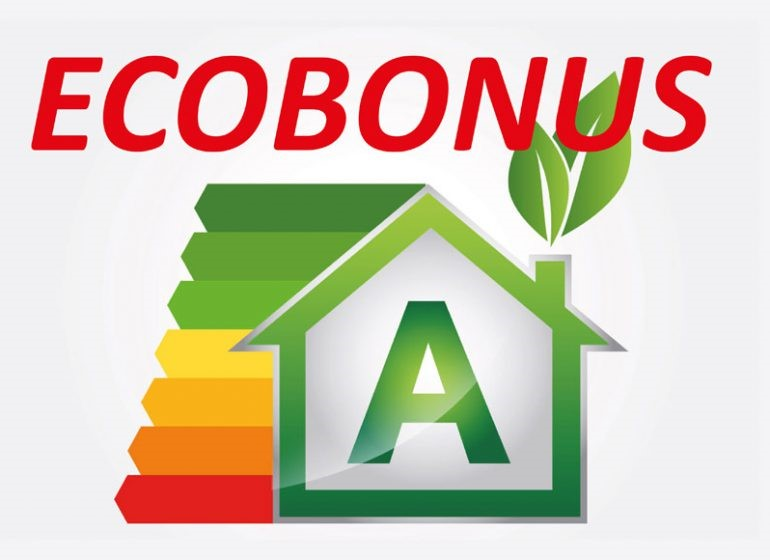 Ecobonus fattura risparmio energetico